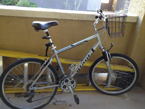 Mountain Bike, Giant Sedona dx 6061 aluxx - $150 (Summerlin 89135)