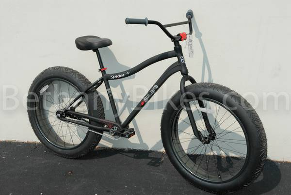 SPYDER bicycle fully modified - $1400 (miracle mile trailer park)