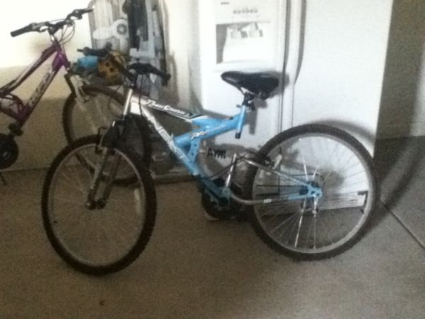 2 Mountain Bikes for the Price of 1 - $125 (North Las Vegas)