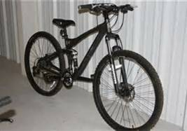 mongoose xr pro mountain bike with disc brakes - $300 (henderson)