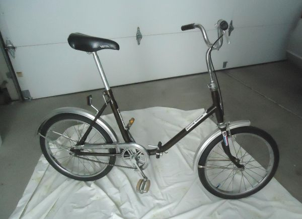 royce union travel bike or commuter fold up bike - $75 (henderson nv)