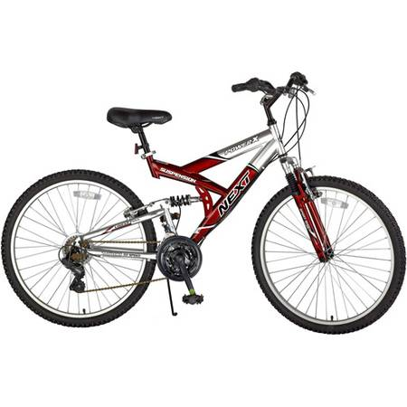 18 speed 26 mens power x next mountain bike - $50 (charleston and maryland parkway)