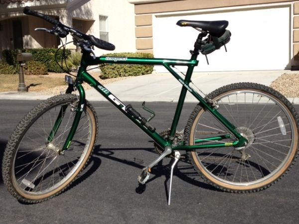 Almost new Classic GT All Terra Mountain Bike - $150 (Durango Robindale)
