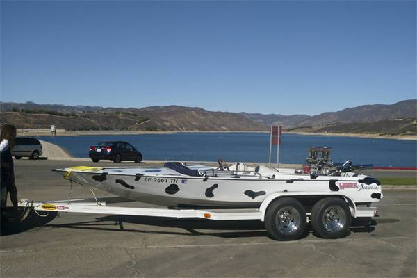 1978 Sleekcraft Rebel Jet Boat - $7500 (Pasadena)