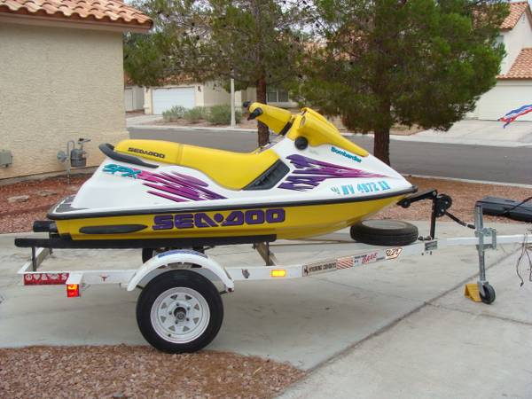 1997 Sea Doo SPX - $2200 (windmill and valle verde)