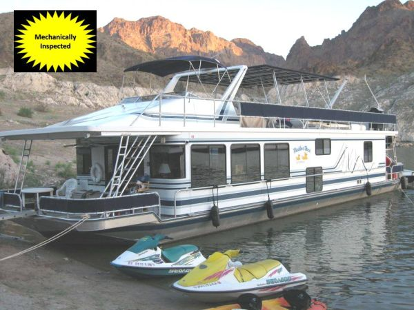 65 Sumerset Houseboat 65 X 16 - $139900 (Lake Mead)
