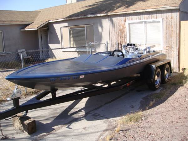 19 Rapid Craft Jet Boat - $1800 (Henderson)