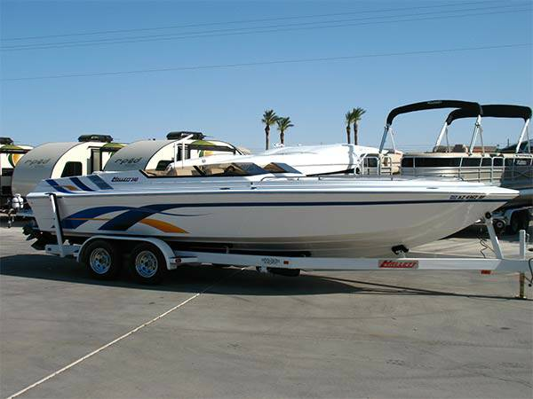 Hallett 240 Open Bow - $55000