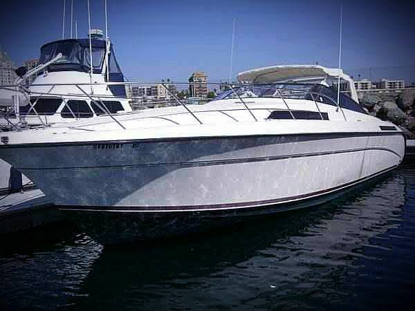 40 Silverton Express Cruiser, ITS LIKE A FLOATING CONDO - $24999 (Lake Pleasant, Az DELIVERY AVAILABLE)