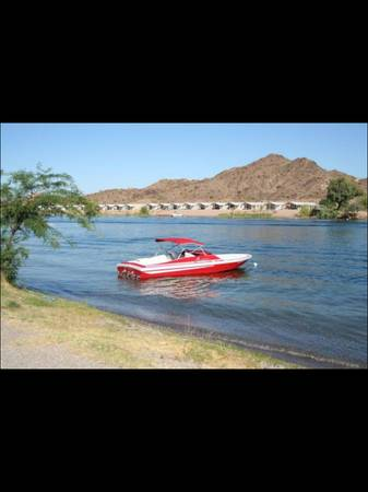 21 Hallett Day Cruiser - $5900 (Yuma, AZ)
