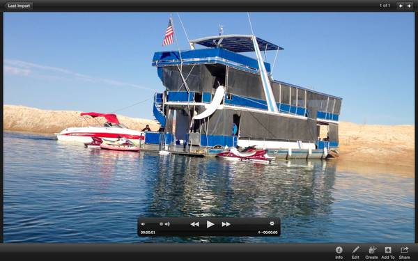 Shares in a 71ft Sumerset Houseboat for sale - $6000 (Lake Powell in AZ Utah)