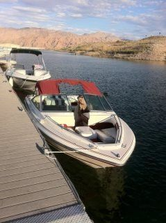 Sea ray open bow 188 v6 beautiful boat - $6000 (Henderson)