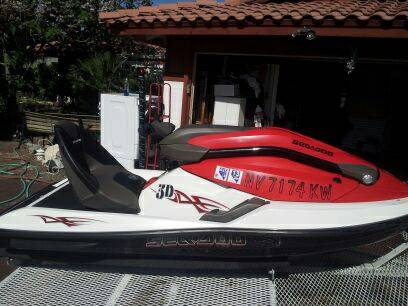 2006 Jet Ski Seadoo 3D jetski - Sea Doo - with trailer - $2950 (Lv)