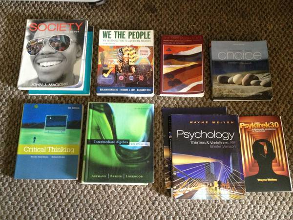 UNLV books check it out - $5 (UNLV)