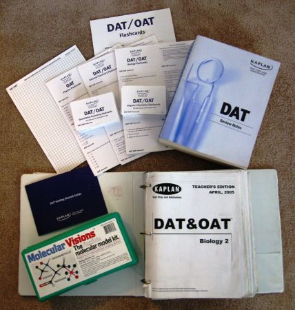 DATOAT Book, Flashcards, Models - $120 (Las Vegas)