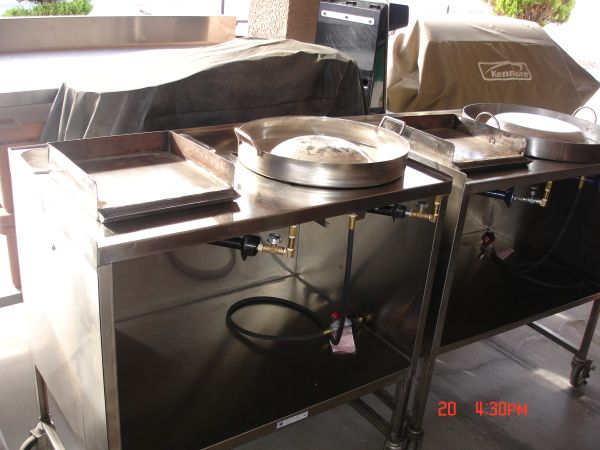 TACO CATERING CARTS - $1 (EAST LV)