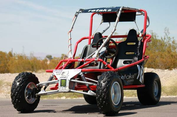 YERF DOG 150CC 2 SEATER GO KART FAST FUN NEW CARB AND BATTERY - $1500 (LV EAST CHARLESTON NELLIS)