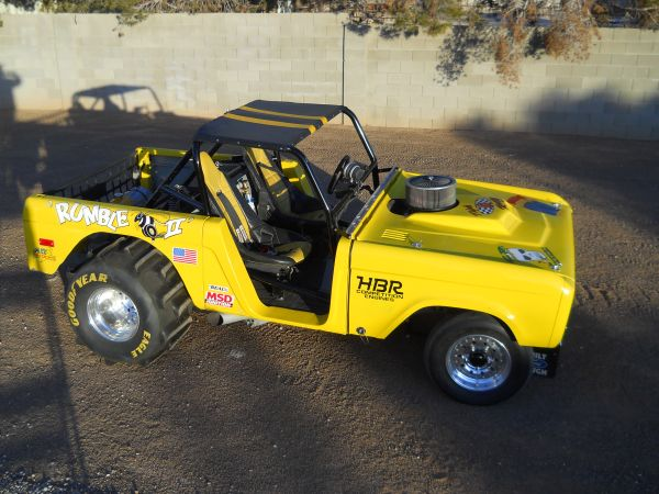 Sand Drag Bronco - $15500 (Jones215)