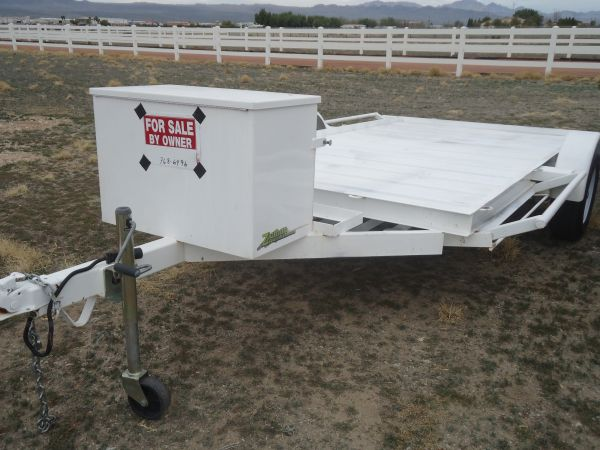 Zieman 6 X 12 Trailer - $1550 (Fort Mohave)