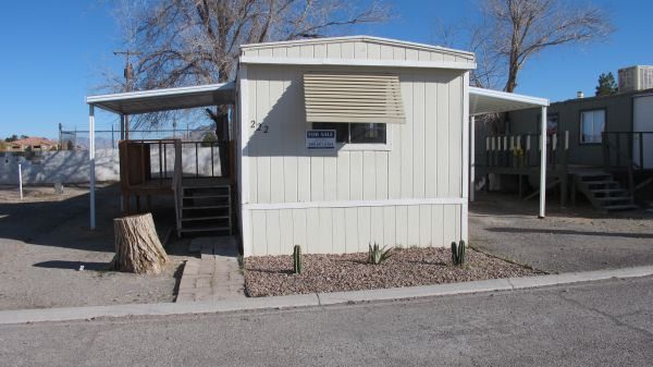 Mobile Home 2bedroom 12x56, ready for move in - $7000 (Las VegasNellis)