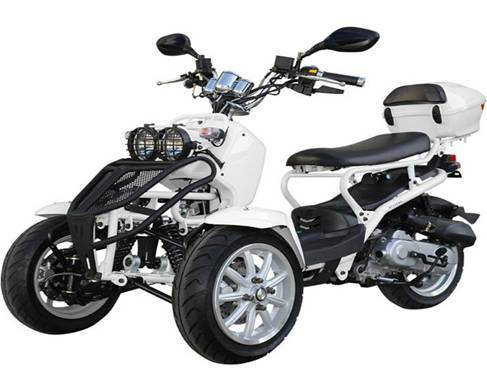 NEW USED 3 WHEEL TRIKE 49CC SCOOTER OPEN LATE 7 DAYS (LAS VEGAS)