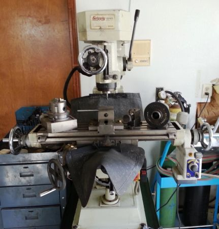 Vertical Metalworking Mill for trade - $2500 (Northwest)