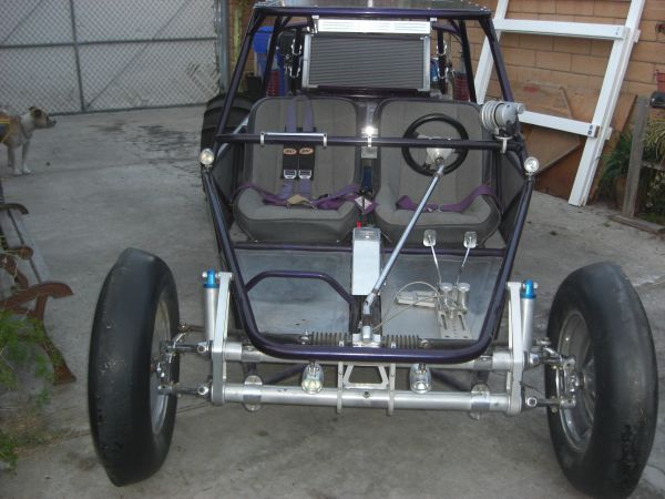 honda powered mid travel sandrail - $12000 (high desert)