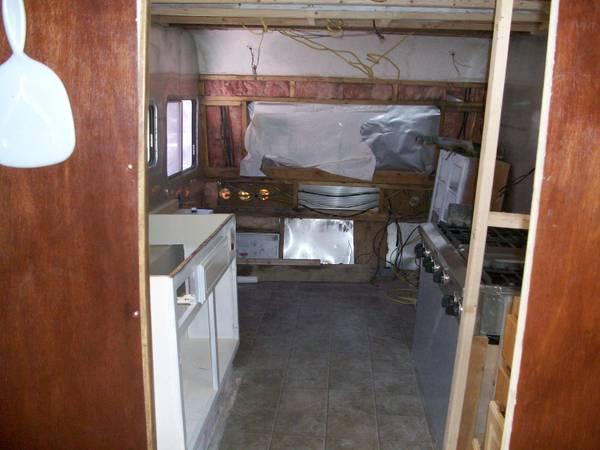 1979 Holiday Rambler rv party bus foodtruck - $3500 (nw)