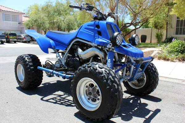 YAMAHA BANSHEE FAST UPGRADES CLEAN READY TO GO - $3000 (CHARLESTON HOLLYWOOD)