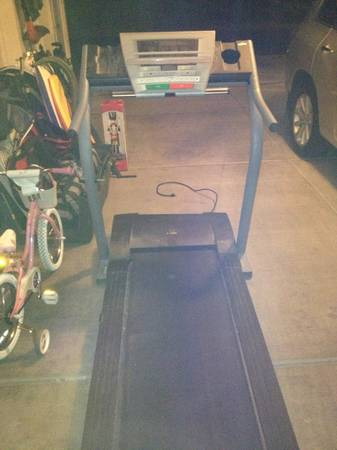 Nordic Track Treadmill - $200 (North Las Vegas)
