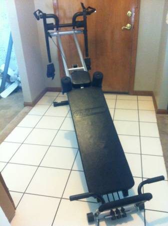 BodyFORMER Exercise Machine (like Total Gym) - $75 (warm springs dean martin)