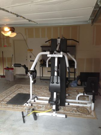 Body Solid EXM3000LPS Home Gym - $1900 (Las Vegas)