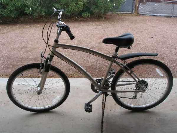 bicycle, Landrider 14 spd - $195