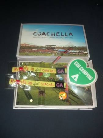 COACHELLA WEEKEND 2 - $785 (LAS VEGAS)