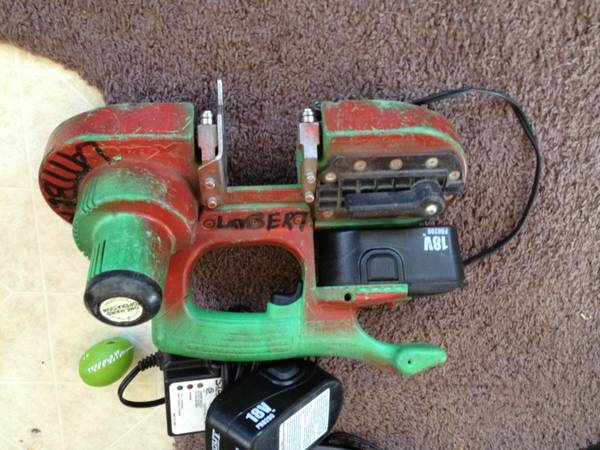 Stout band saw cordless - $75 (East)