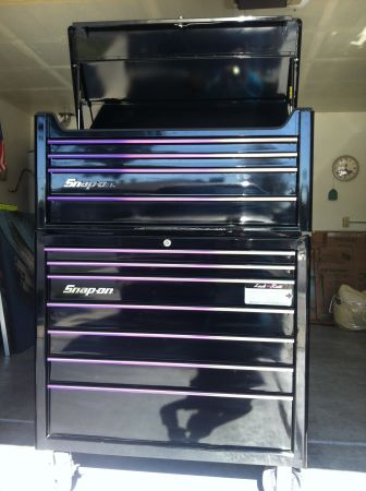 Snap-On Tool Box - $2000 (Lake Mead Simmons)