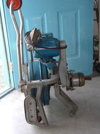 General Sewer Rooter Machine - $800 (Pahrump NV)