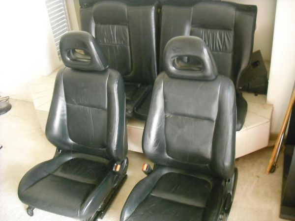 94-01 Acura Integra GSR Leather Seats Perfect Set (s. vegas)