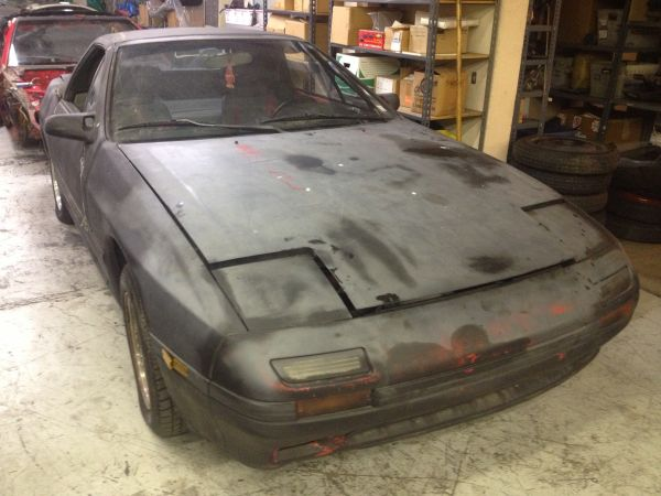 88-91 MAZDA RX-7 PARTS (Can Deliver)