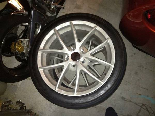 Z06 Replica Spider Rims C6 Corvette - $875 (Henderson, NV)