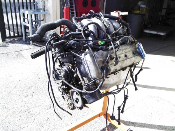 S13 240SX Motor Engine KA24DE KA24 Will Trade for KA24E - $450 (Las Vegas)