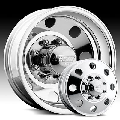 American Eagle Wheels 20 Dually 0589 - $248 (Corona)