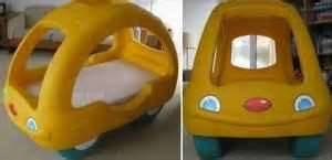 Crazy Cool Snooz N Cruz VW Toddler Bed - $75 (Las Vegas )