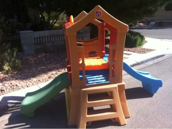 Step 2 Play Up Double Slide Climber - $160 (Eastern And 215)