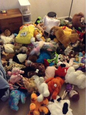 Stuffed animals and toys (Summerlin)