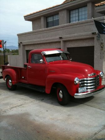 1947 Chevy truck - $8500 (Nw)