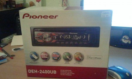 CAR SYSTEM, PIONEER MP3, BOSS 500w AMP, TWO 12 FOSGATE SUBS BOX, NEW - $299 (Central L.V.)