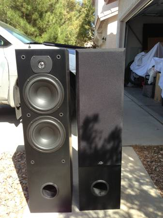 Dynalab SDA 2.8 home speakers - $150 (Eastern and Warm Springs)