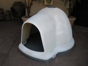 Extra Large Dogloo II White Igloo Dog House - (Henderson) - $50 (Farm Garden - Farm Garden)