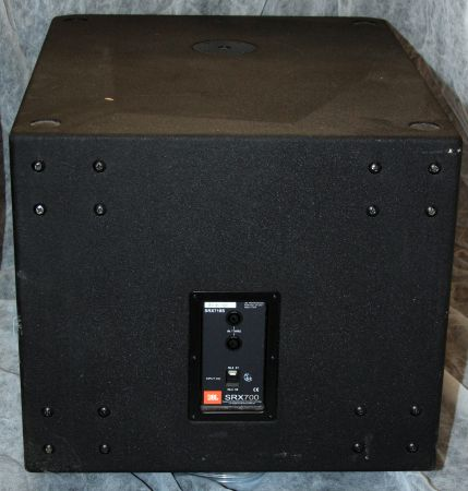 JBL SRX 700 SERIES SRX 718s 18 SUBWOOFER used - $700 (ENTERPRISE)